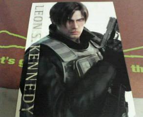 レオンのポストカード